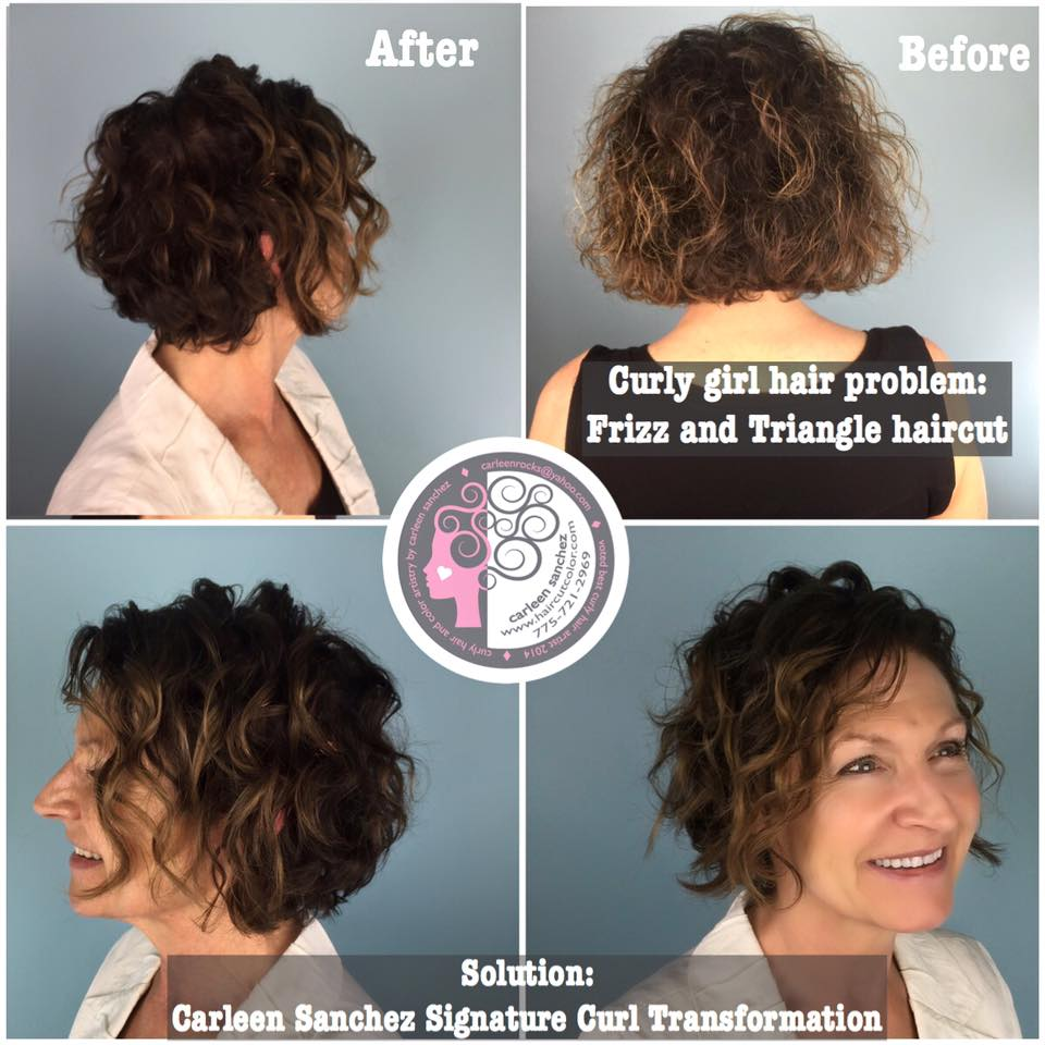 Why You Should Get A Custom Dry Curly Haircut Verses A Traditional